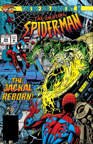 Amazing Spider-Man Vol 1 399