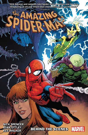 Amazing Spider-Man by Nick Spencer Vol 1 5 Behind the Scenes