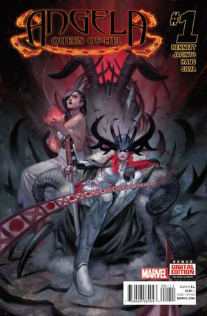Angela Queen of Hel Vol 1 1