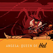 Angela Queen of Hel Vol 1 1 Hip-Hop Variant Textless