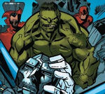 Bruce Banner (Earth-8441) from Black Panther Annual Vol 1 2008 001