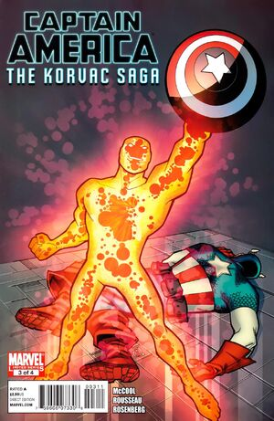 Captain America & the Korvac Saga Vol 1 3