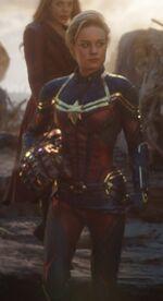 Carol Danvers (Earth-199999) from Avengers Endgame 001