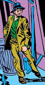 Charlie (Homeless) (Earth-616) from Amazing Spider-Man Vol 1 102 0001