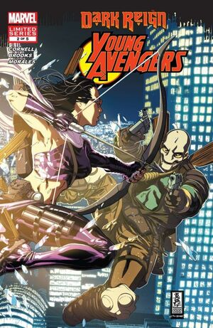 Dark Reign Young Avengers Vol 1 2