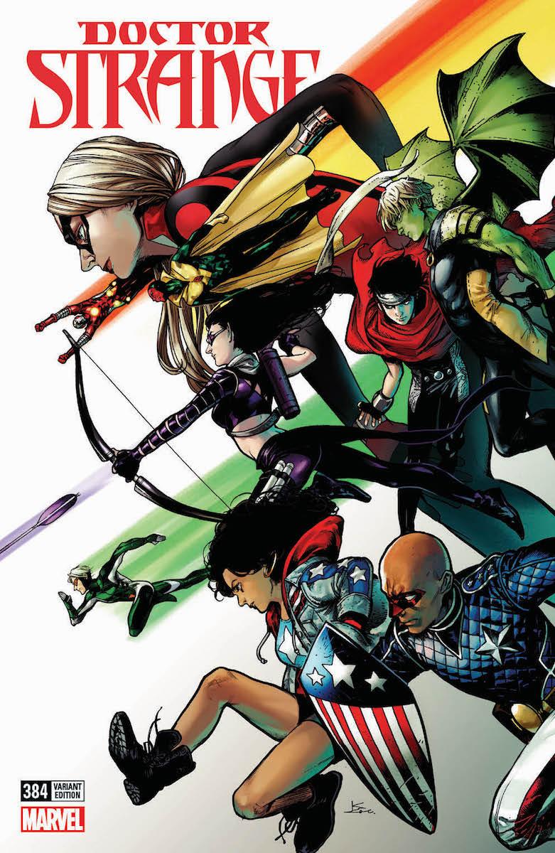 Doctor Strange Vol 1 384 Avengers Variant.jpg