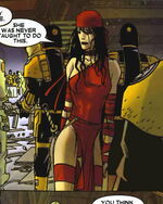 Elektra Natchios (Earth-14850) from What If Wolverine Enemy of the State Vol 1 1 0001