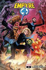 Empyre: Fantastic Four Vol 1 0