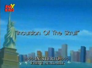 Fantastic Four (1994 animated series) Season 1 4 Screenshot 0001