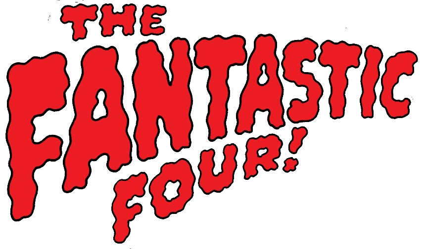 image fantastic four vol 1 1 0001 title jpg marvel database rh marvel wikia com fantastic four logo clipart Fantastic Four No Background