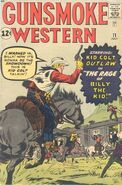 Gunsmoke Western Vol 1 71