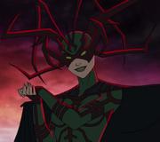 Hela (Earth-12041) from Marvel's Avengers Assemble Season 2 3 002