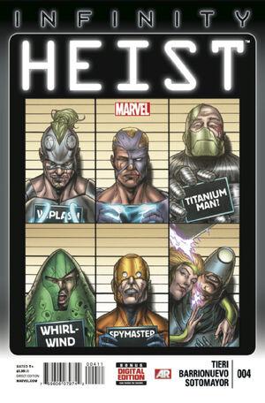 Infinity Heist Vol 1 4