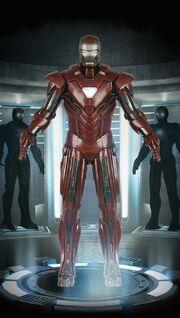 Iron Man Armor MK XXXIII (Earth-199999) 001