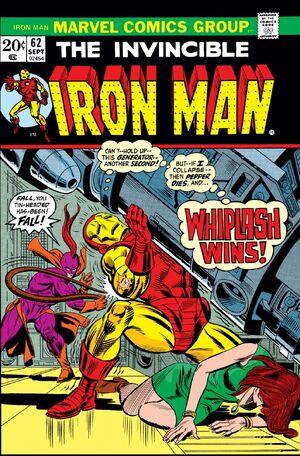 Iron Man Vol 1 62
