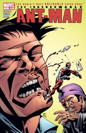 Irredeemable Ant-Man Vol 1 3