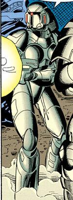 Jones (Earth-928) X-Men 2099 Vol 1 6