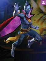 Kali (Temple of Vishanti) (Earth-TRN517) from Marvel Contest of Champions 001