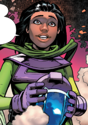 Kamala Kang (Warp World) (Earth-616) from Infinity Wars Infinity Warps Vol 1 2 002