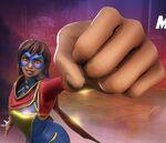 Kamala Khan (Earth-TRN670) from Marvel Strike Force 002