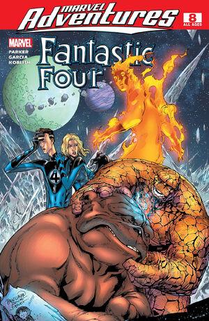 Marvel Adventures Fantastic Four Vol 1 8