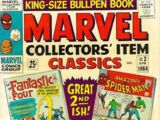 Marvel Collectors' Item Classics Vol 1 2