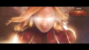 Marvel Studios' Captain Marvel Cultural Event Now Playing TV Spot