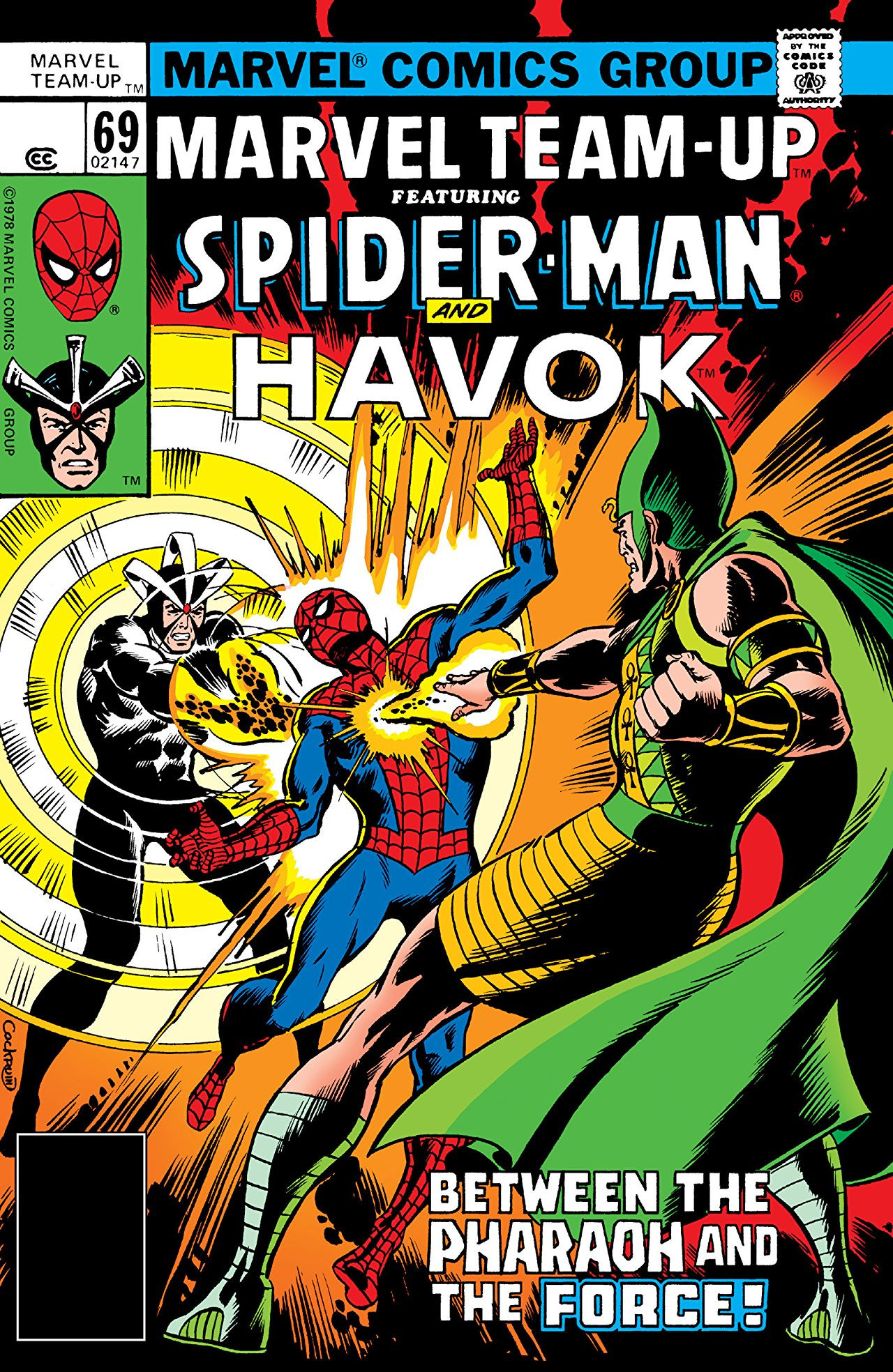 Marvel Team-Up Vol 1 69