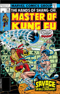 Master of Kung Fu Vol 1 61