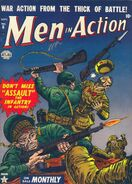 Men in Action Vol 1 6
