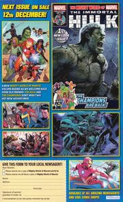 Mighty World of Marvel Vol 7 22 Next Issue Page