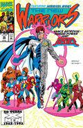 New Warriors Vol 1 36