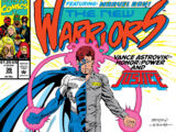 New Warriors Vol 1 36