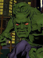 Norman Osborn (Earth-TRN005) from Ultimate Spider-Man (video game) 0001