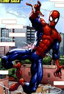Peter Parker (Earth-91101) from Spider-Man The Clone Saga Vol 1 1 001