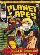 Planet of the Apes (UK) Vol 1 75