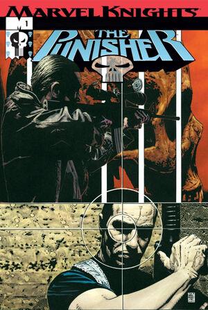 Punisher Vol 6 1