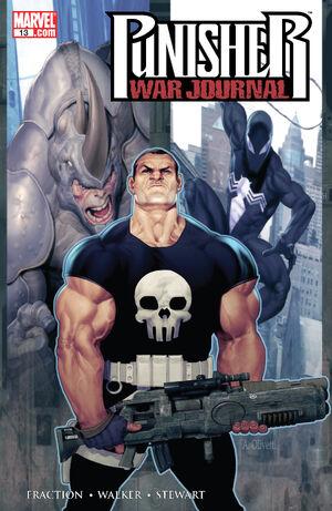 Punisher War Journal Vol 2 13