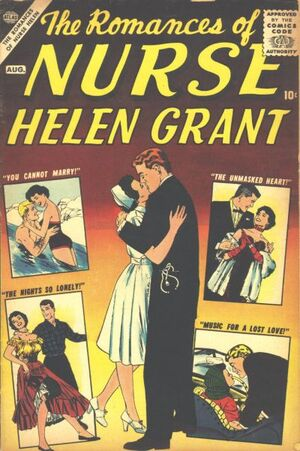 Romances of Nurse Helen Grant Vol 1 1