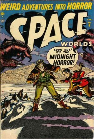 Space Worlds Vol 1 6