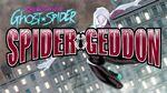 Spider-Geddon Spider-Gwen Ghost Spider