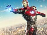 Iron Man Armor MK XLVII (Earth-199999)