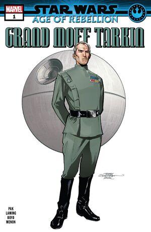 Star Wars Age of Rebellion - Grand Moff Tarkin Vol 1 1