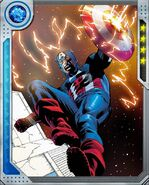 Steven Rogers (Earth-616) from Marvel War of Heroes 023