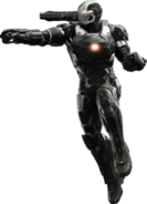 War Machine Armor MK III (Earth-199999) from Captain America Civil War 001