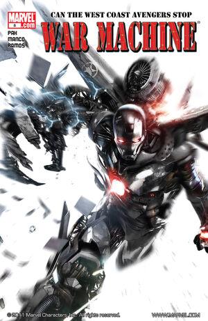 War Machine Vol 2 8