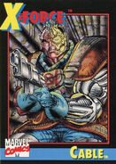 X-Force Vol 1 1 Trading Card 002
