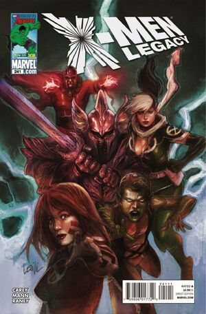 X-Men Legacy Vol 1 241