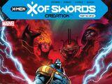 X of Swords: Creation Vol 1 1