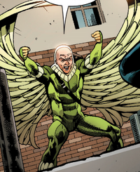 Adrian Toomes (Earth-616) from Free Comic Book Day Vol 2017 Secret Empire 001